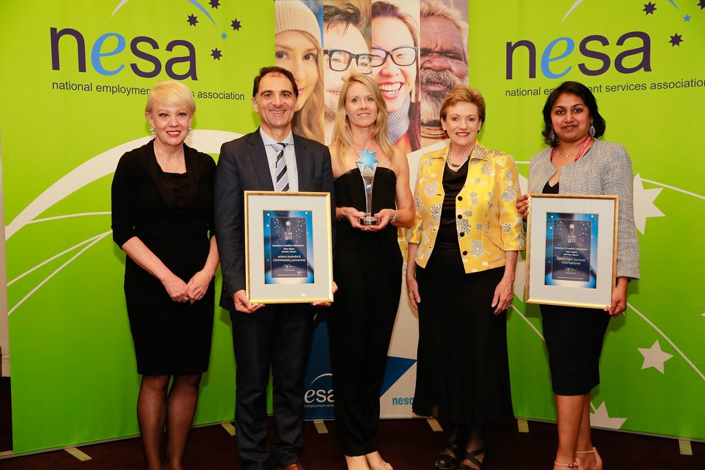 NESA Awards 2017 Disability Innovation