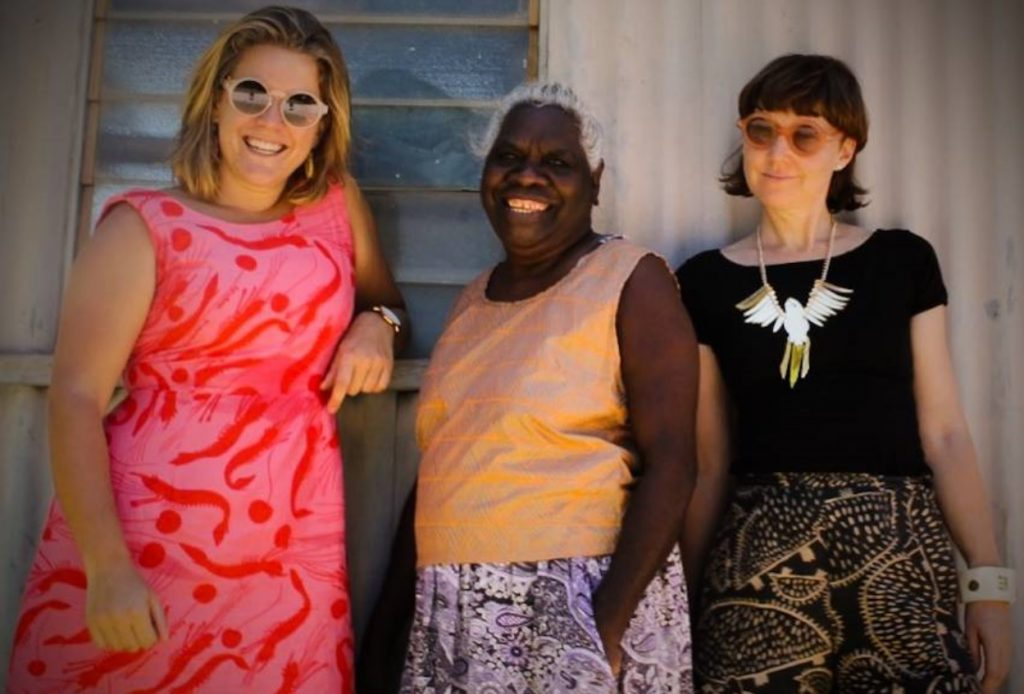 Good news story - Top End home to fashion start-up