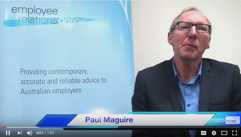 Employee Relations Online Paul Maguire