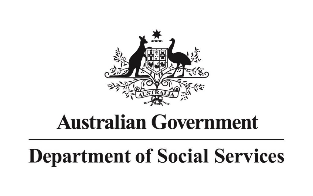 DSS Department of Social Services logo
