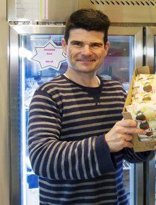 Silly Yak Foods Managing Director Bryn Pears