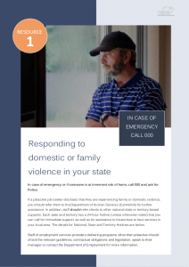 Resource 1 cover 212x300 - NESA Family Violence Toolkit