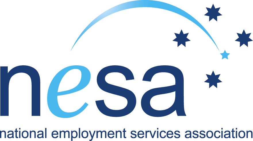 NESA Logo with tagline