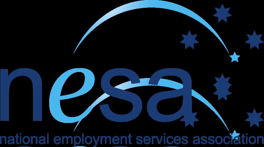NESA Logo with tagline