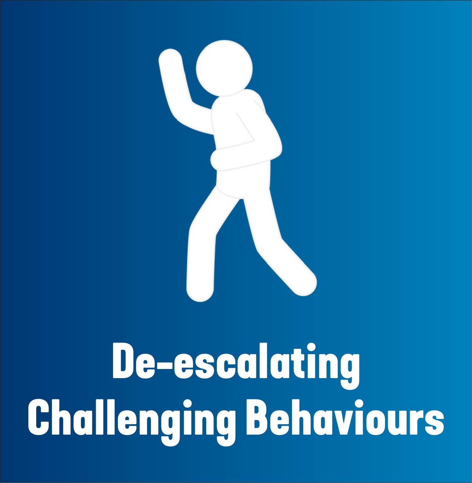 NESA Practitioner Toolkit De-escalating challenging behaviours