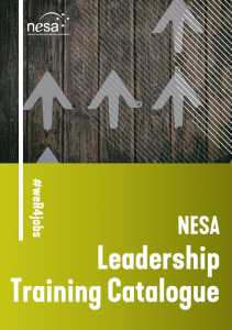 Leadership Training Catalogue 211x300 - Building Better Connections