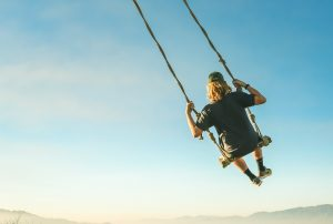 Male on swing  300x202 - NESA Training Catalogue
