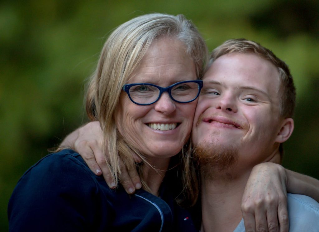 Mother and Son Disability min 1024x743 - NESA Disability Forums