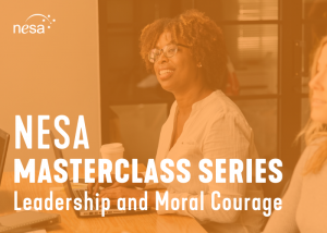 NESA Masterclass Series - Leadership and Moral Courage @ PARKROYAL Melbourne Airport