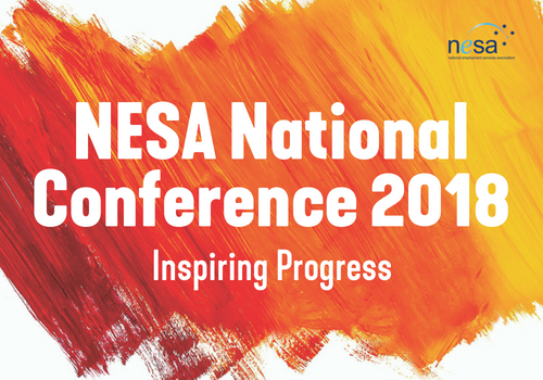 NESA National Conference 2018 Banner - NESA Events