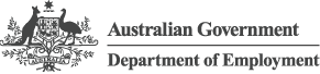 Department of employment logoblack - NESA Awards 2017 | Excellence in Indigenous Employment Winner