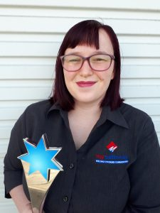 Achiever of the Year Winner - Josephine Willcox, nominated by My Pathway, Launceston, TAS
