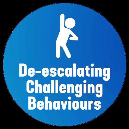 De escalating Challenging Behaviours - Practitioner Toolkit