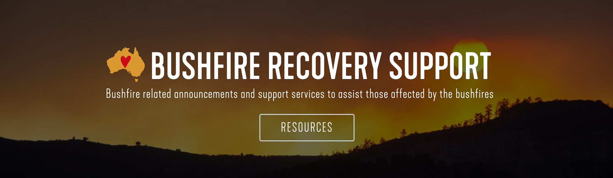 Bushfire Support Resources - Home | National Employment Services Association - NESA