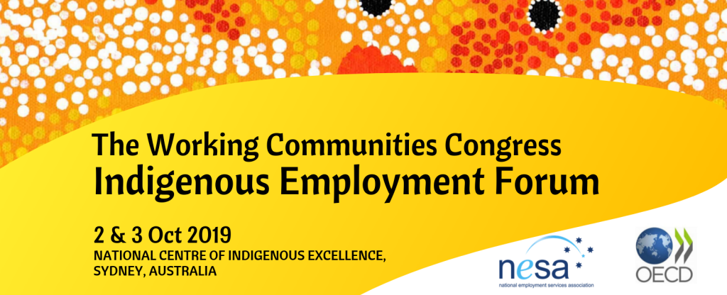 Indigenous Forum Oct 2019 1024x416 - Home | National Employment Services Association - NESA