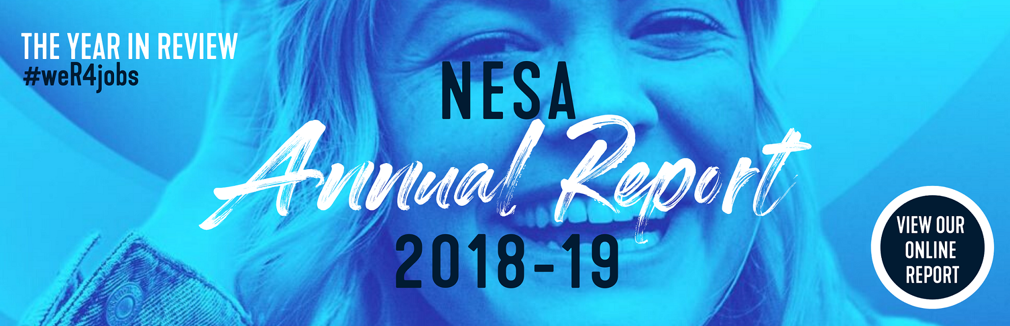 NESA Homepage Annual Report Banner - Home | National Employment Services Association - NESA