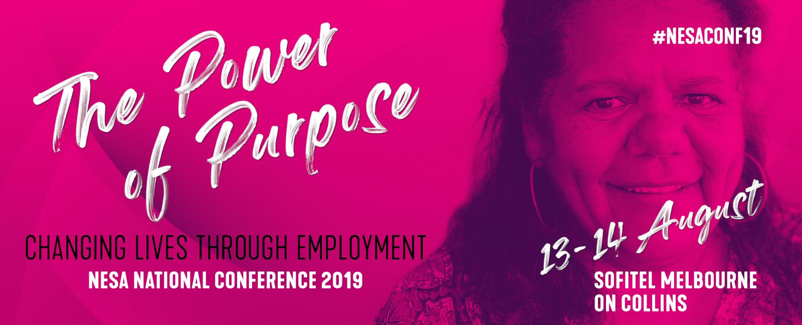 NESA Conference 2019 Banner