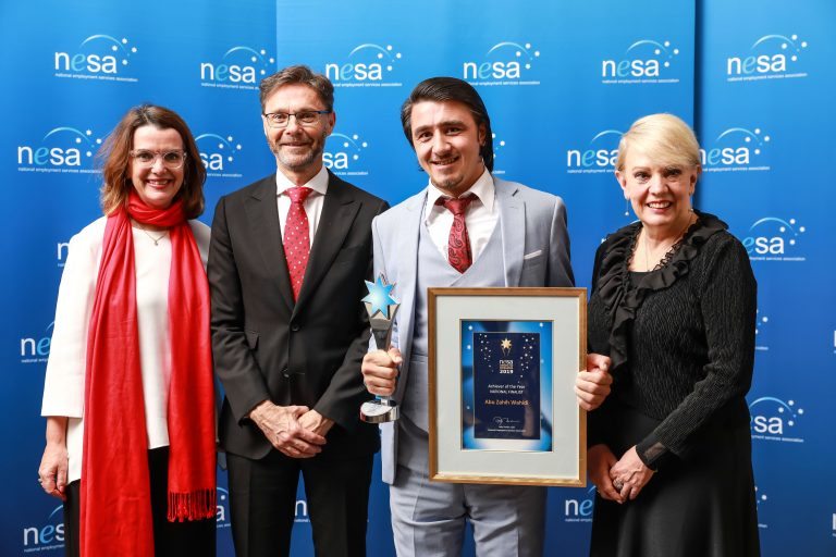Achiever of the Year Abu Zahih Wahidi 768x512 - 2021 NESA Awards for Excellence