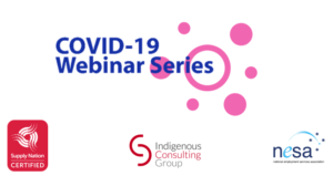 COVID-19 Webinar Series - ALL STAFF