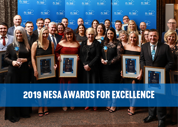 Awards for Excellence Banner - Home | National Employment Services Association - NESA