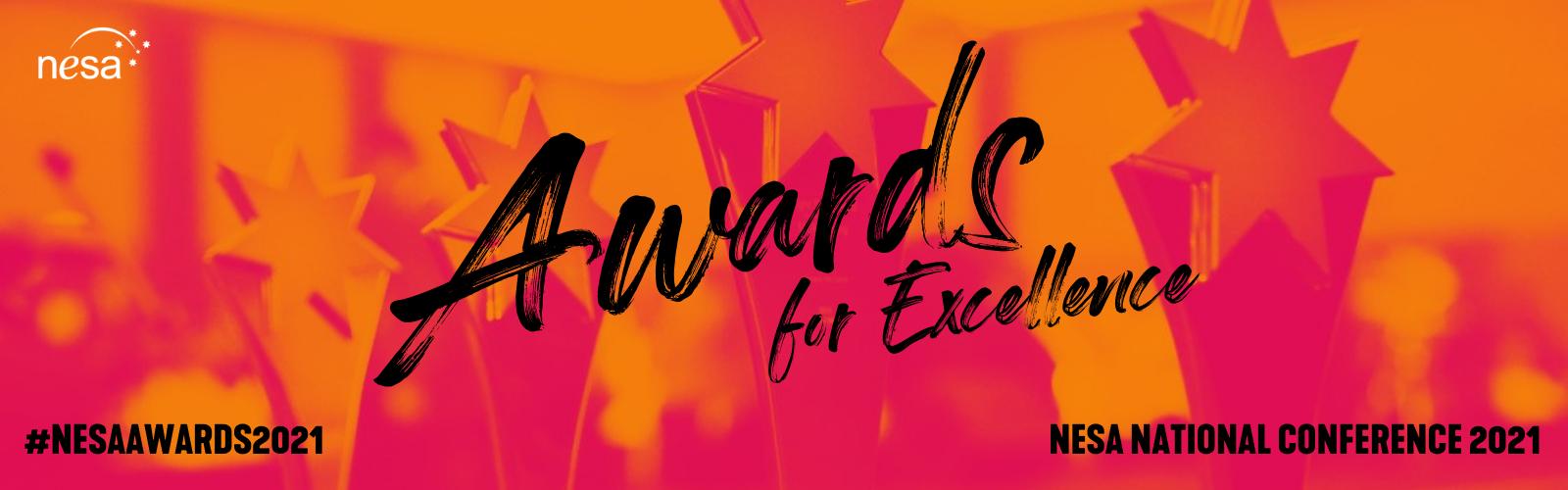 NESA Awards for Excellence 2021 Website Banner Image - Home | National Employment Services Association - NESA