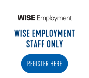 PD EVENTS CLICK BUTTONS WISE 300x263 - Time and Energy Management Strategies for People Working in Employment Services