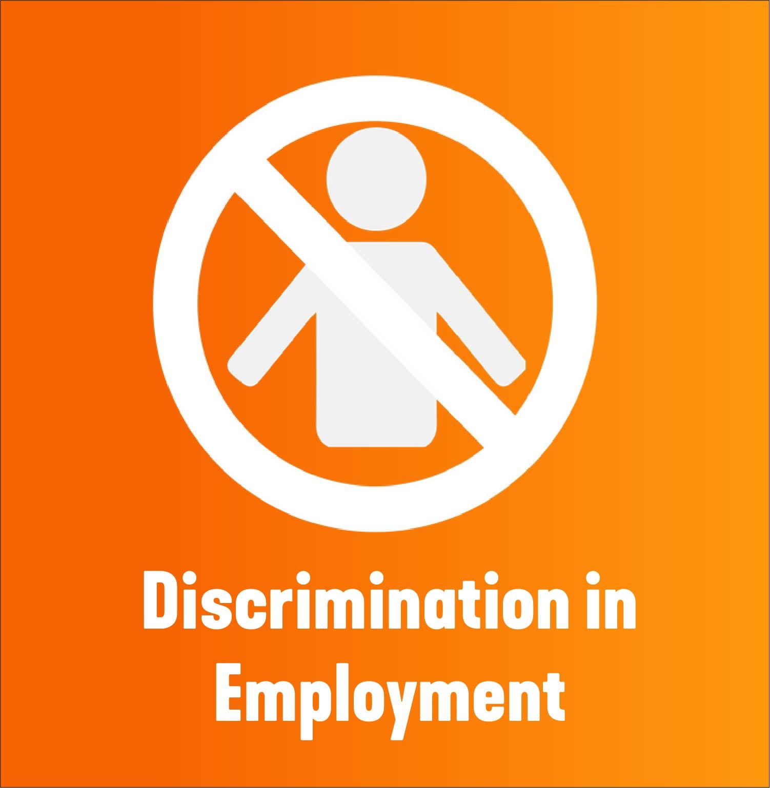 NESA Practitioner Toookit Discrimination in Employment